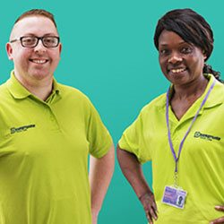 Join our hard-working teams of carers
