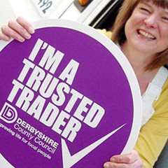Find a Trusted Trader in Derbyshire