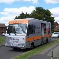 Interested in running a mobile library?