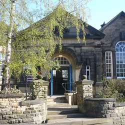 Libraries for Derbyshire