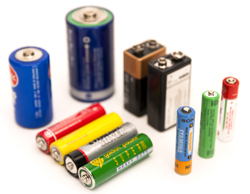 Recycling Batteries Derbyshire County Council