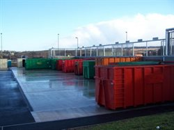 bolsover household waste recycling centre