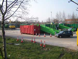 Ilkeston Household Waste Recycling Centre
