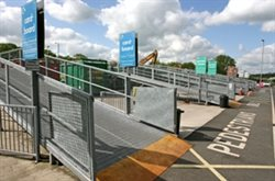 Northwood household waste recycling centre