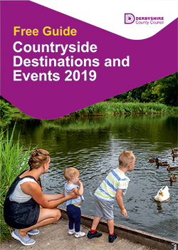 Countryside Destinations and Events brochure front cover