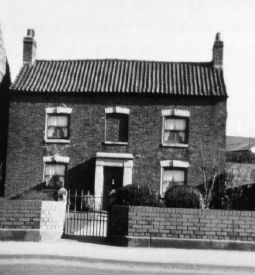 House in Staveley 1930s