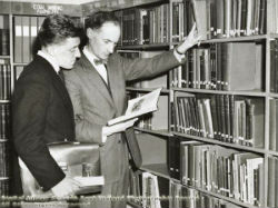 Heanor Technical College Library 1959