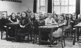 Bamford School 1950 donated by Mr Bloxham