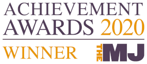 MJ Achievement Awards 2020 logo