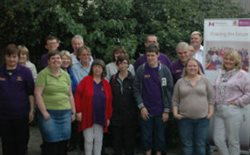elected reps and carers of a local partnership board