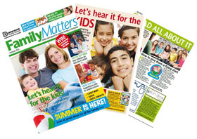 Family Matters magazines