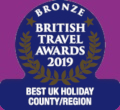 Travel awards 2019 logo